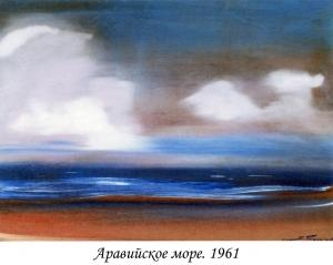 Картина Рерих С.Н.-8