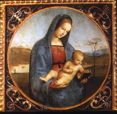 Rafael Madonna Konestabile