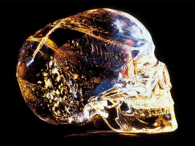 mitchell hedges crystal skull 650x487